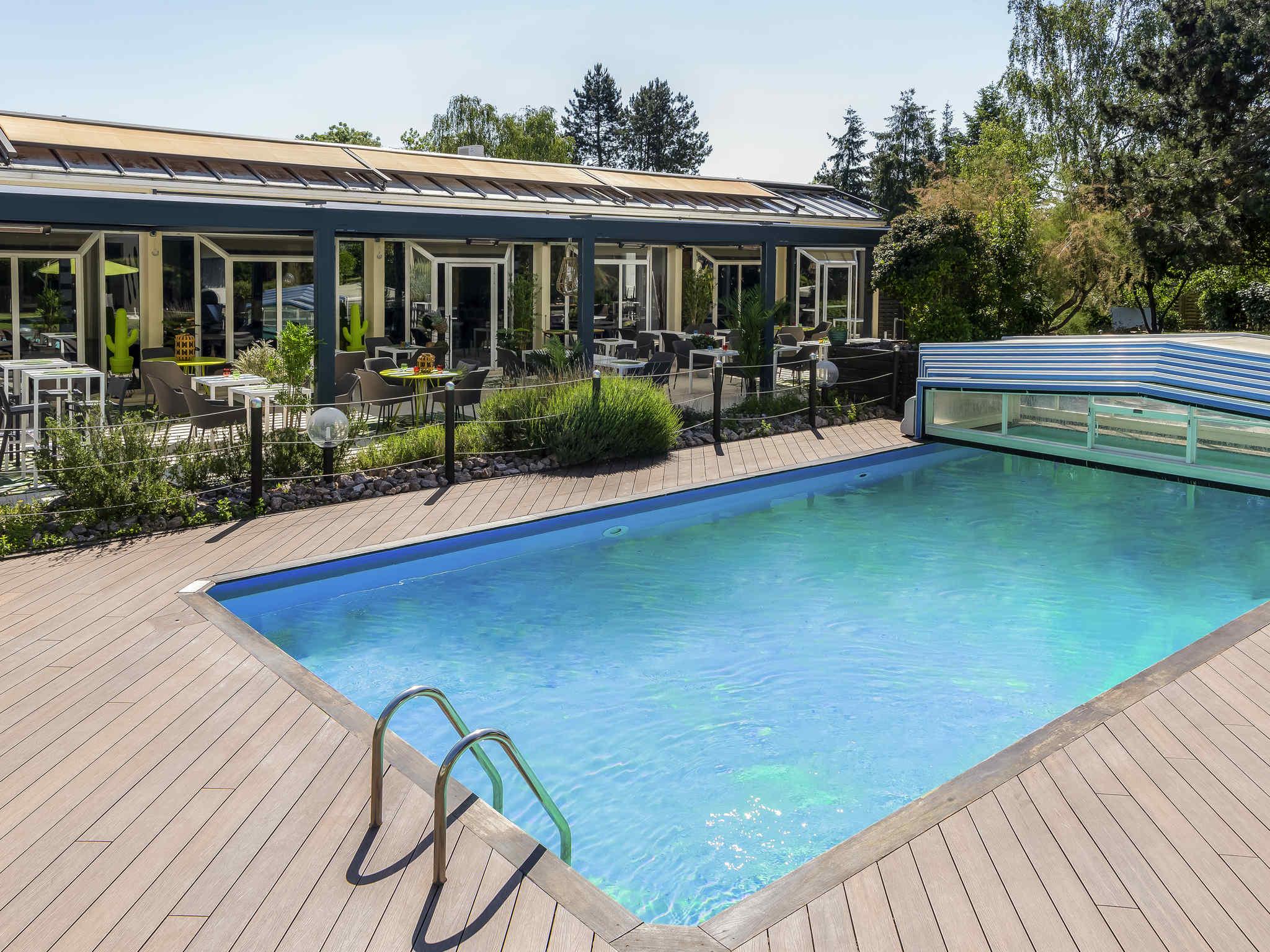 Hotel - Novotel Chartres