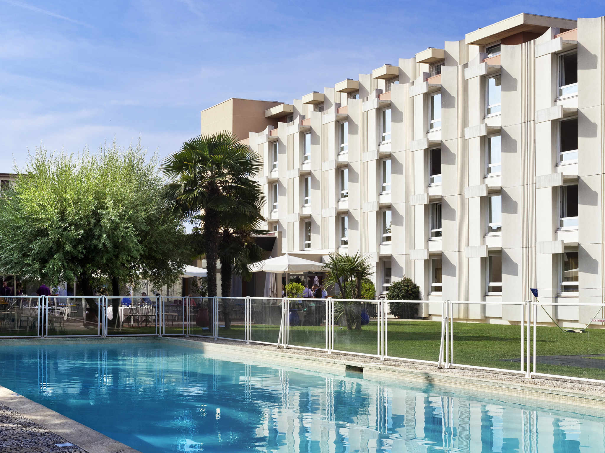 Hotell – Novotel Nice Aéroport Cap 3000