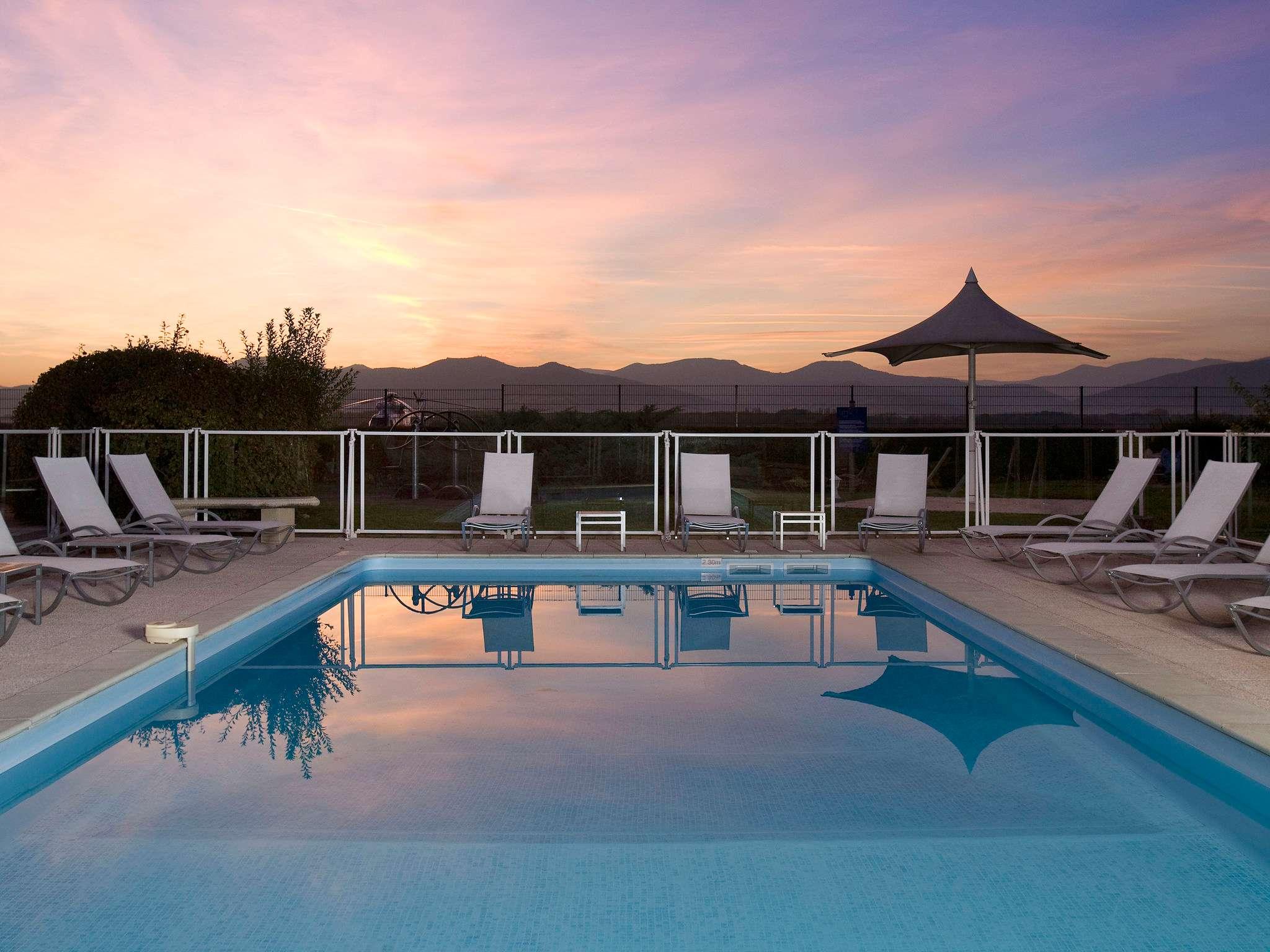 Hotel   Ibis Styles Colmar Nord ( Ex Novotel )