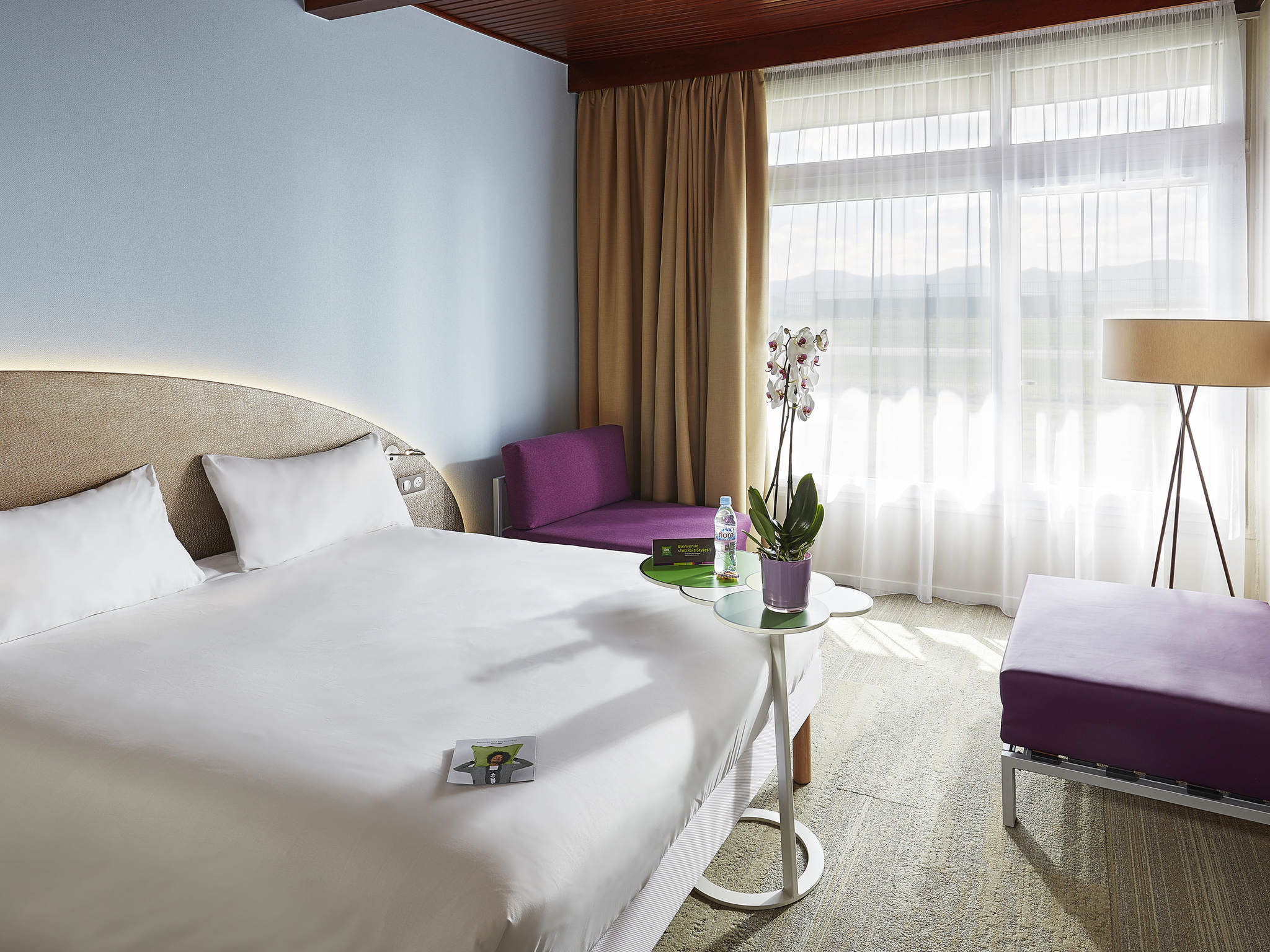 Отель — ibis Styles  Кольмар
