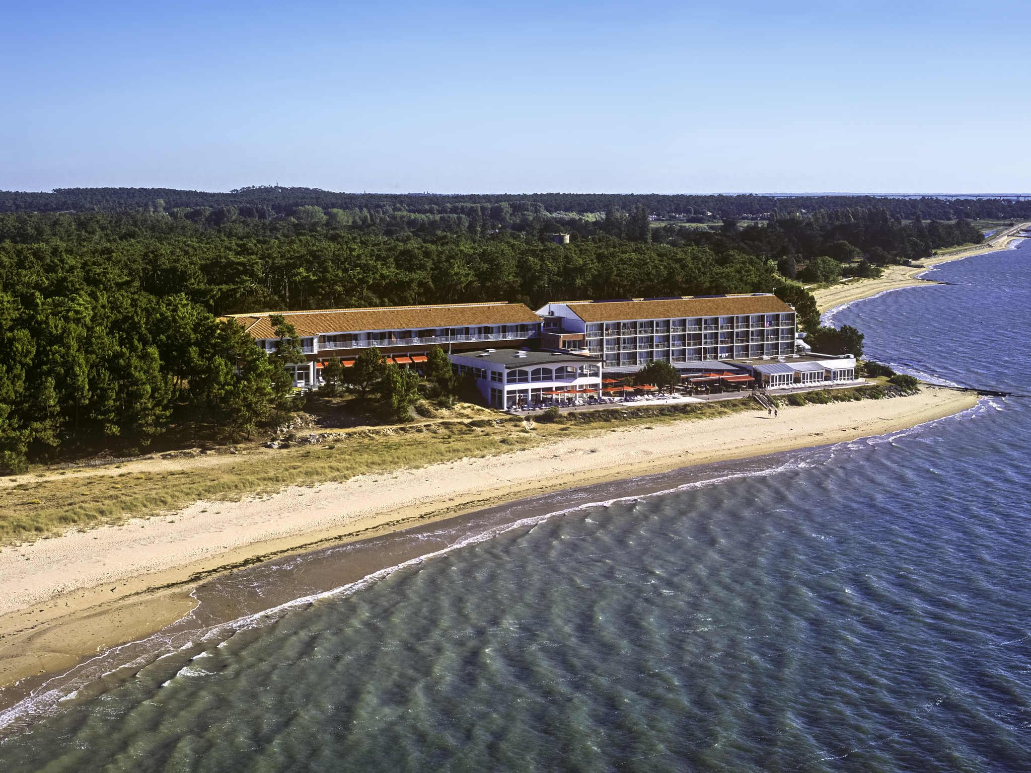 โรงแรม – Novotel Thalassa Oléron Saint-Trojan