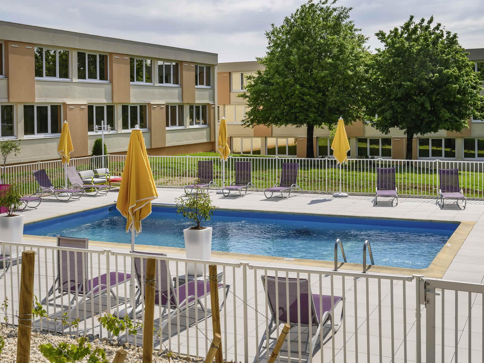 酒店 – 第戎葡萄酒之路诺富特酒店