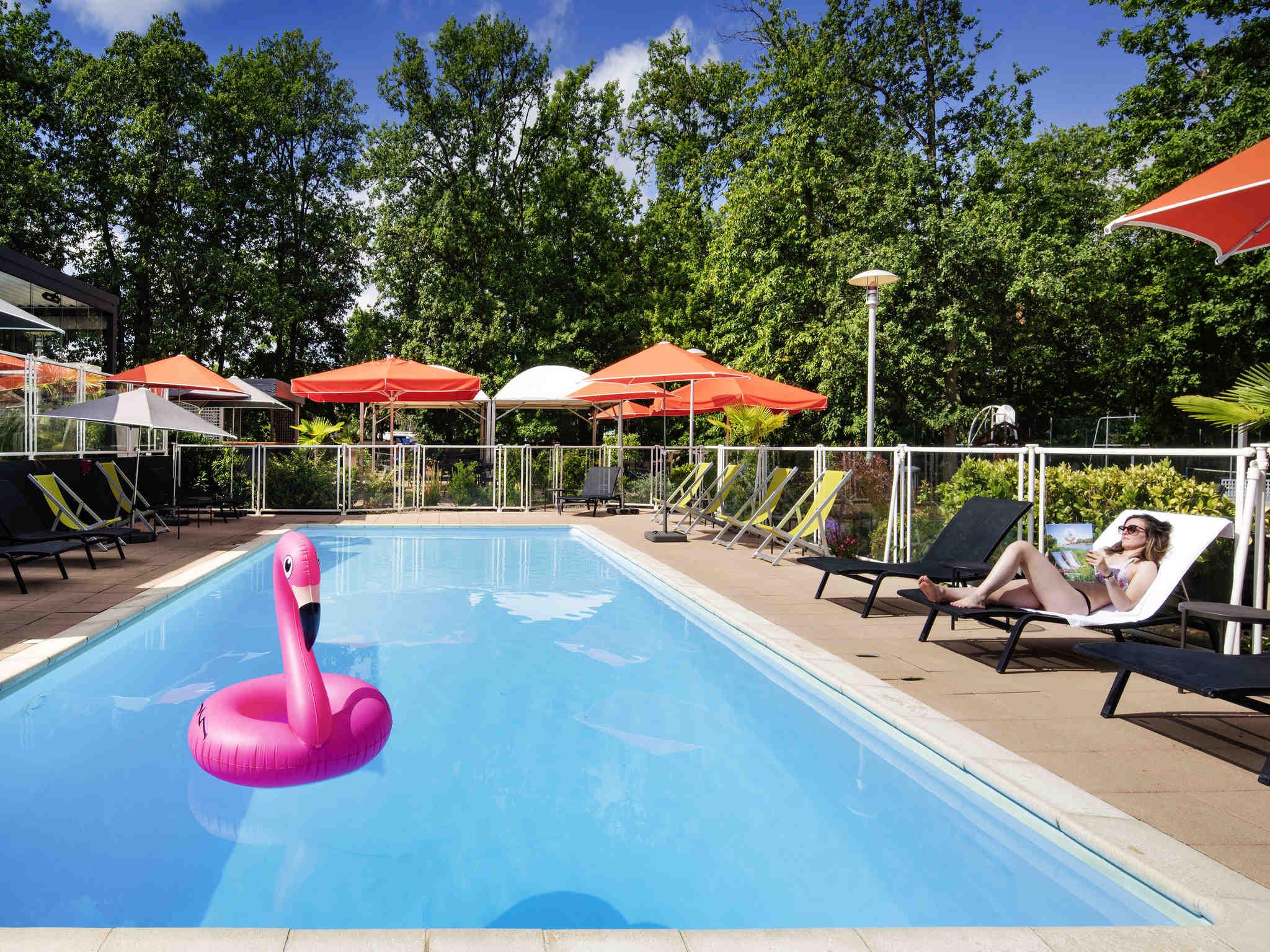 โรงแรม – Novotel Orléans Sud La Source