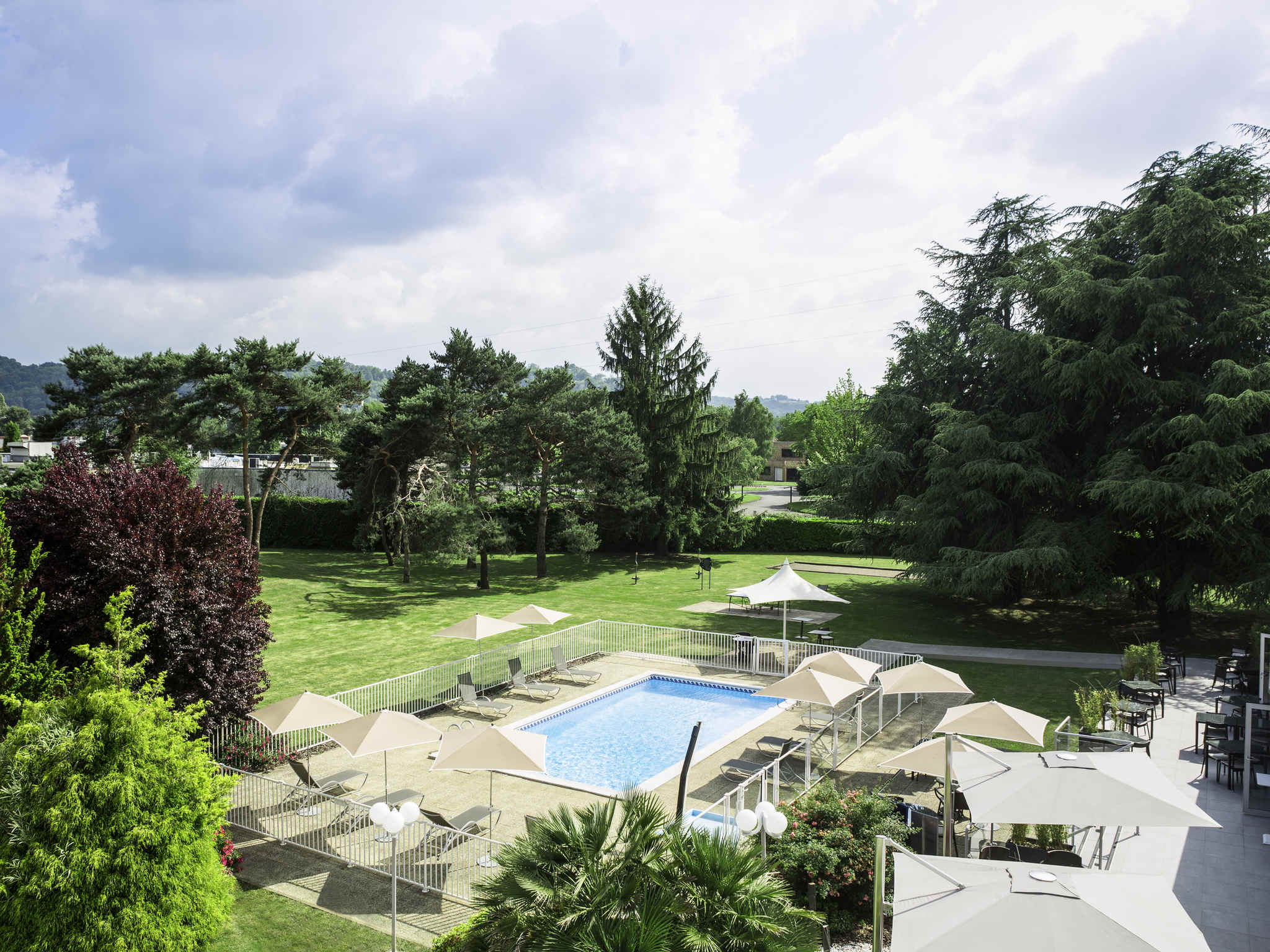 Hôtel - Novotel Pau Pyrénées
