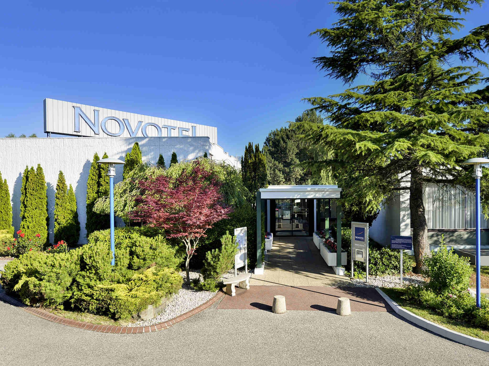 Hotel – Novotel Genève Aéroport France