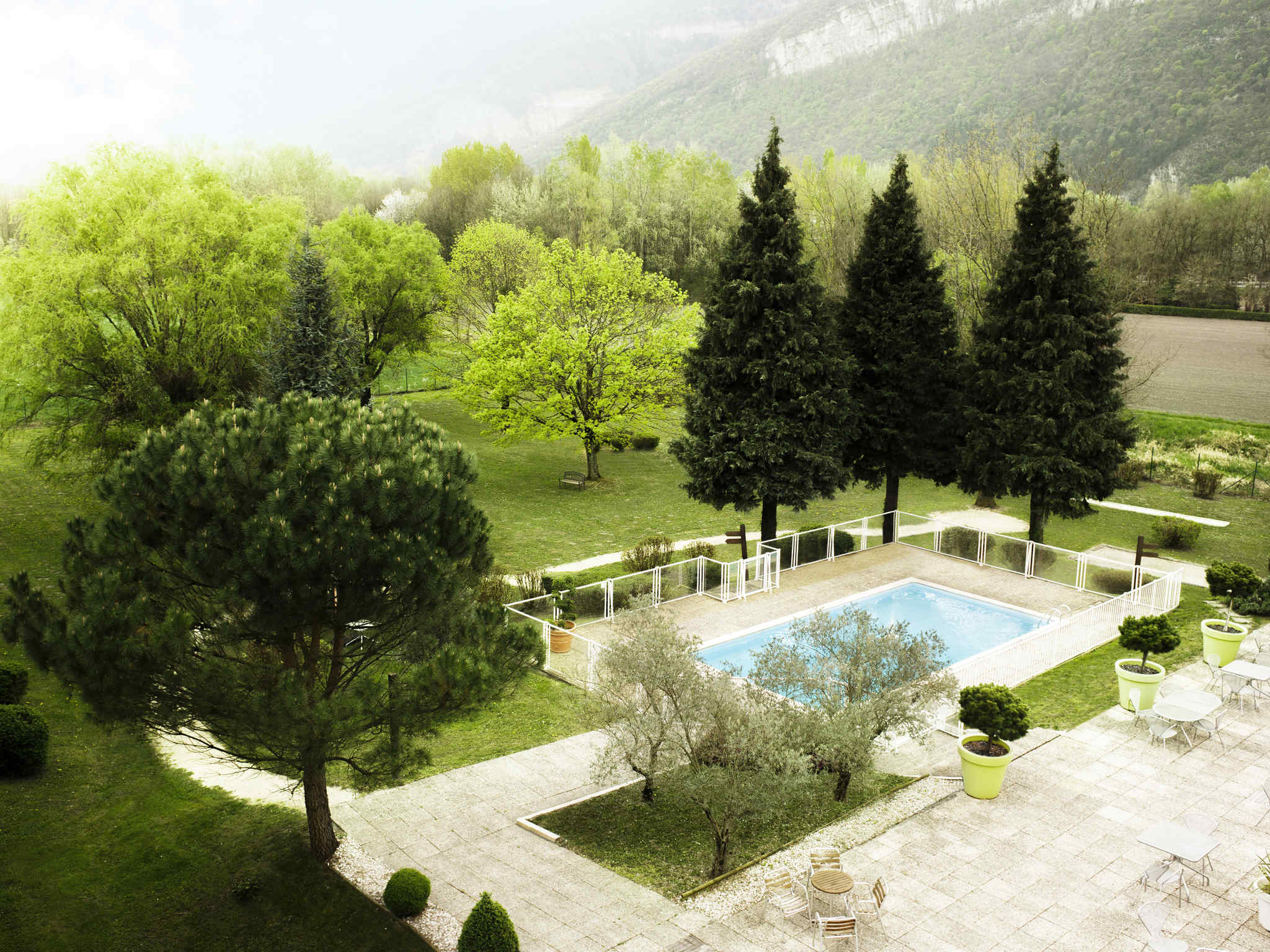 Hotel - Novotel Grenoble Nord Voreppe