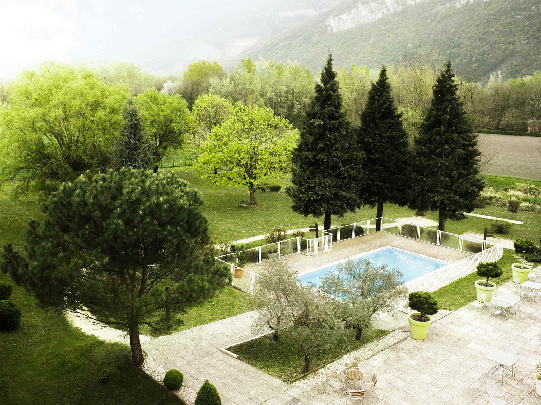 Hotell – Novotel Grenoble Nord Voreppe