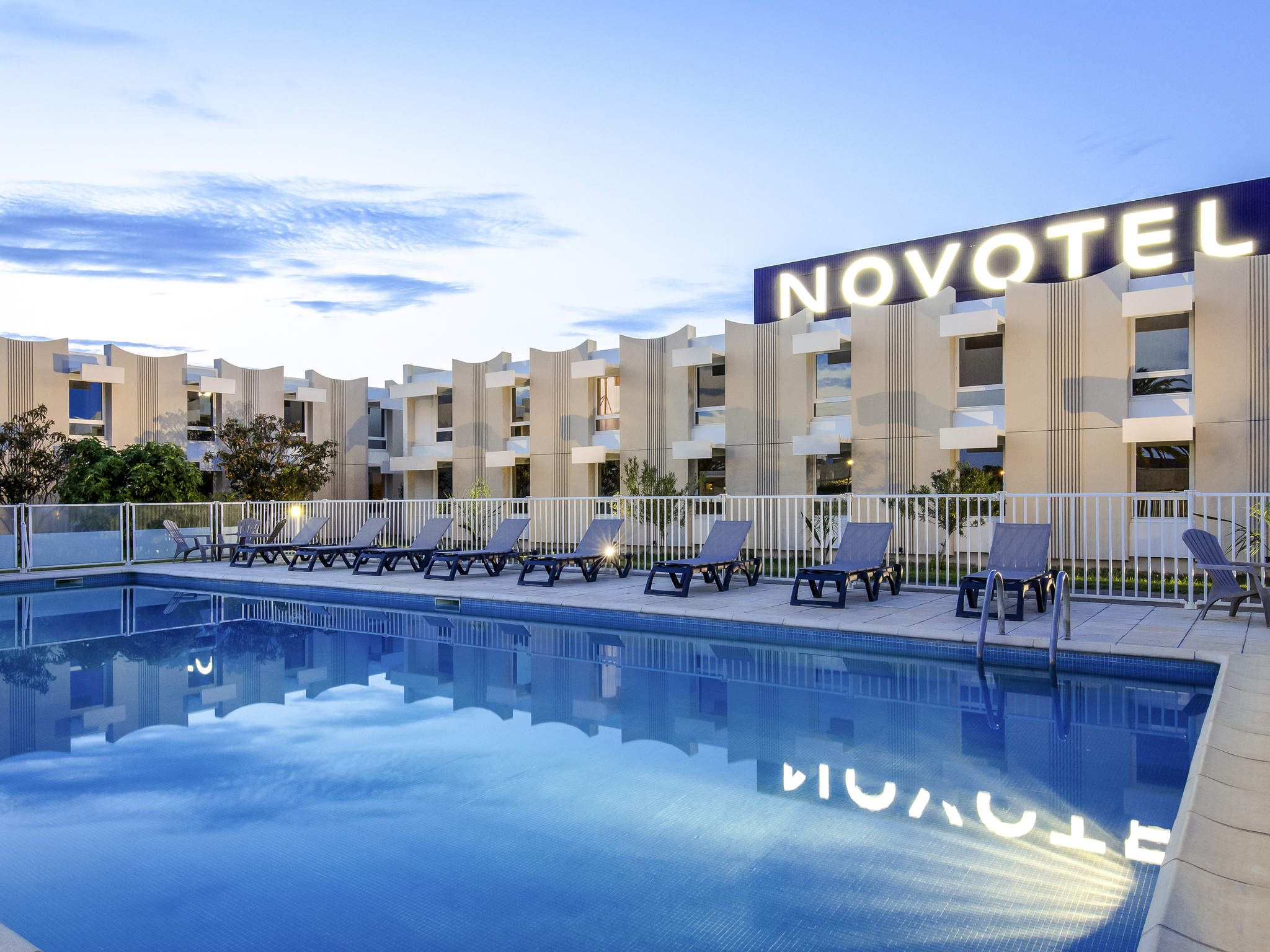 Hotell – Novotel Perpignan
