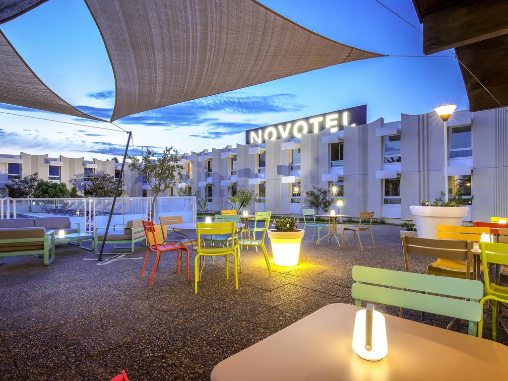 Hotel Rivesaltes Novotel Perpignan