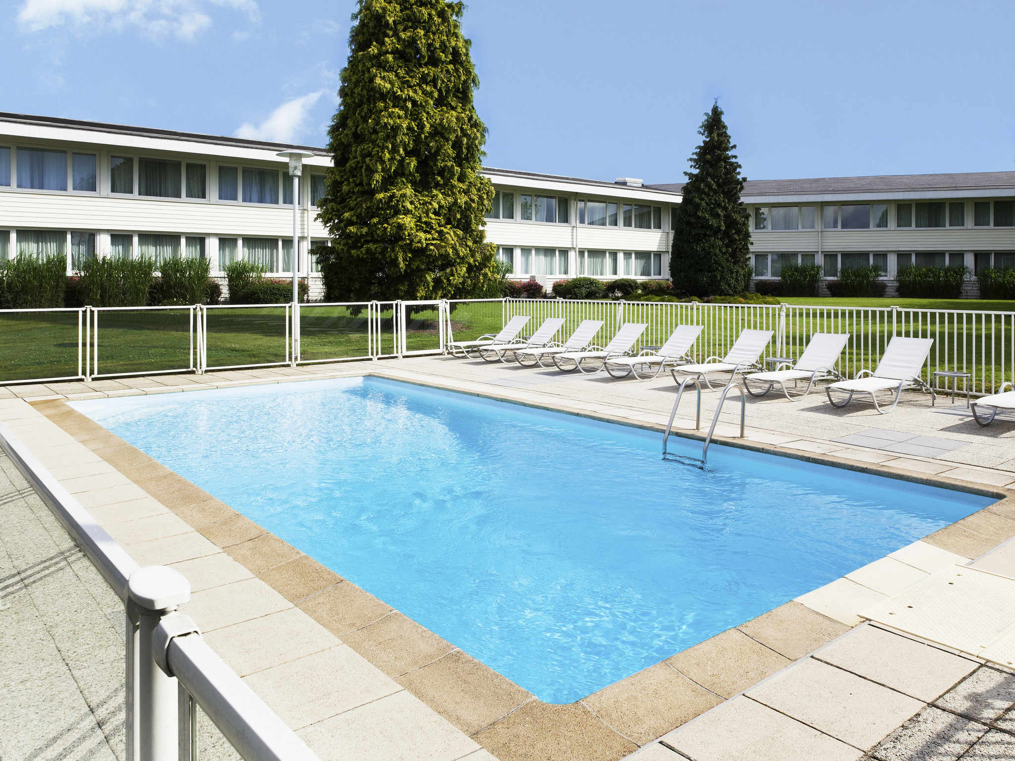 Hotell – Novotel Lille Aéroport