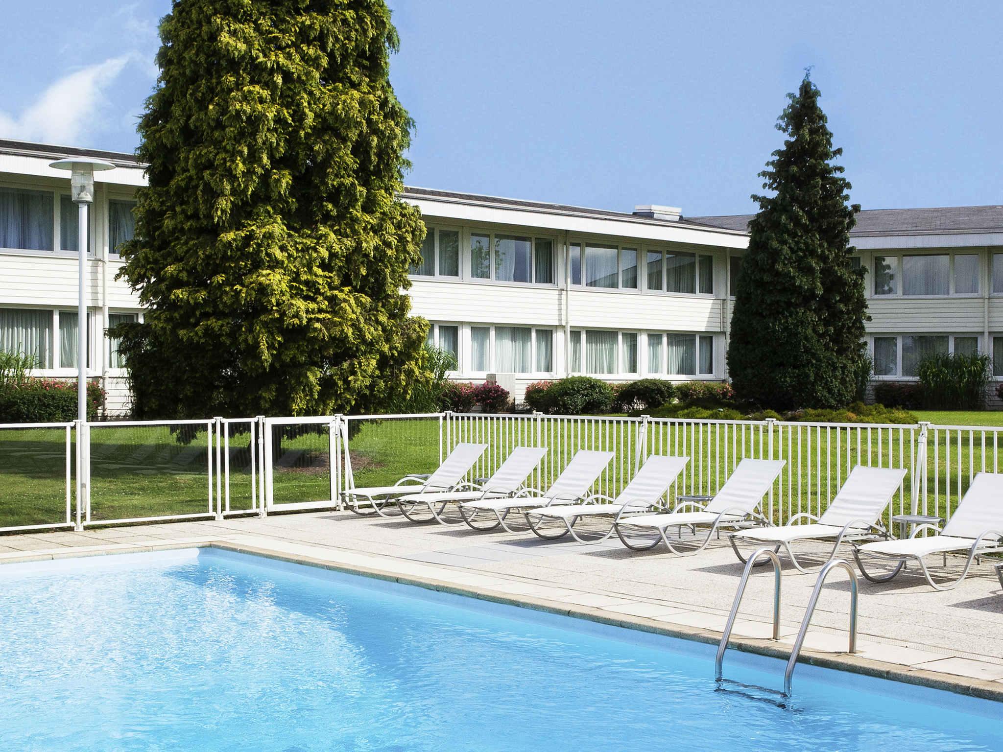 โรงแรม – Novotel Lille Aéroport