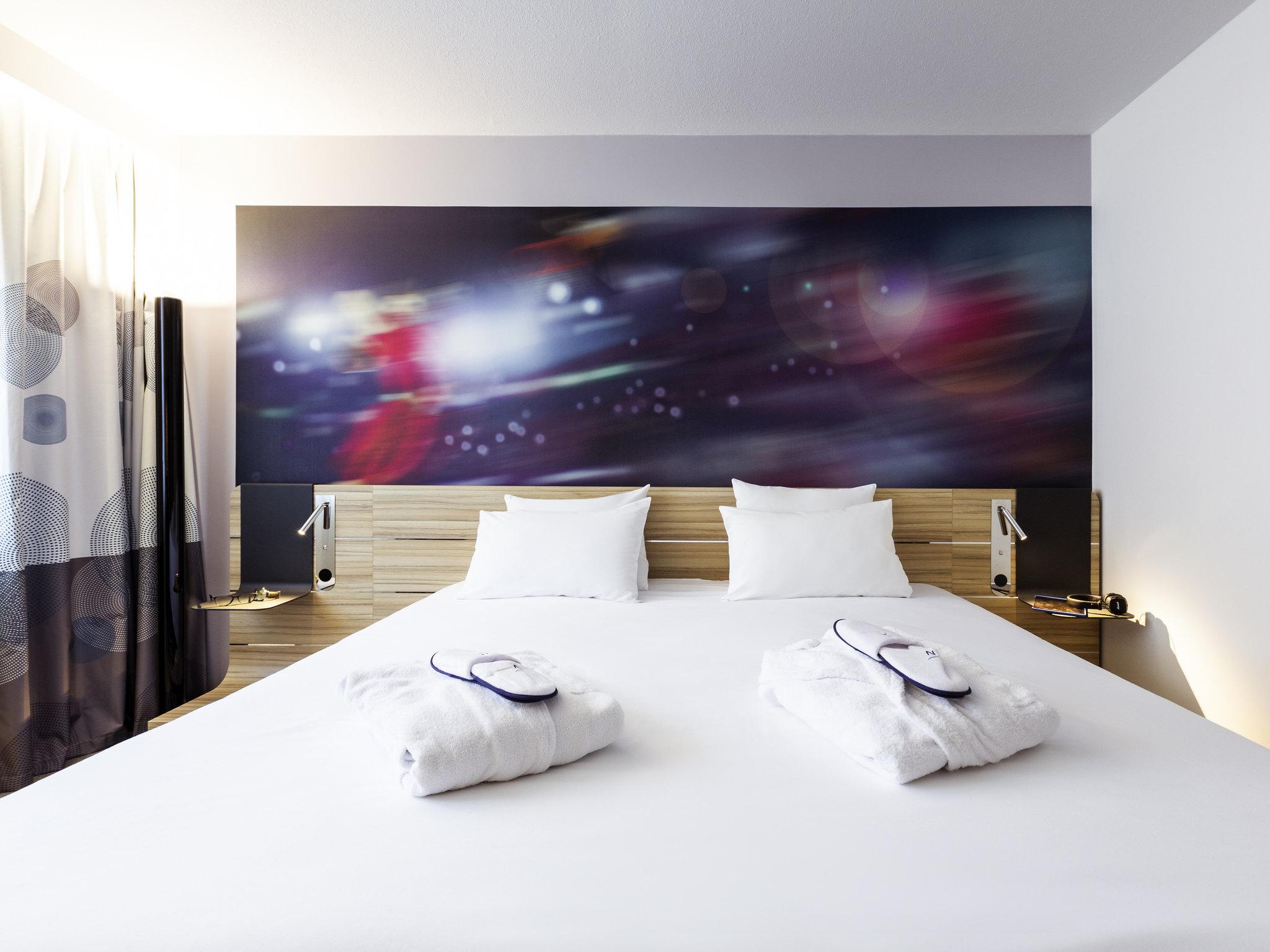 โรงแรม – Novotel Limoges Le Lac