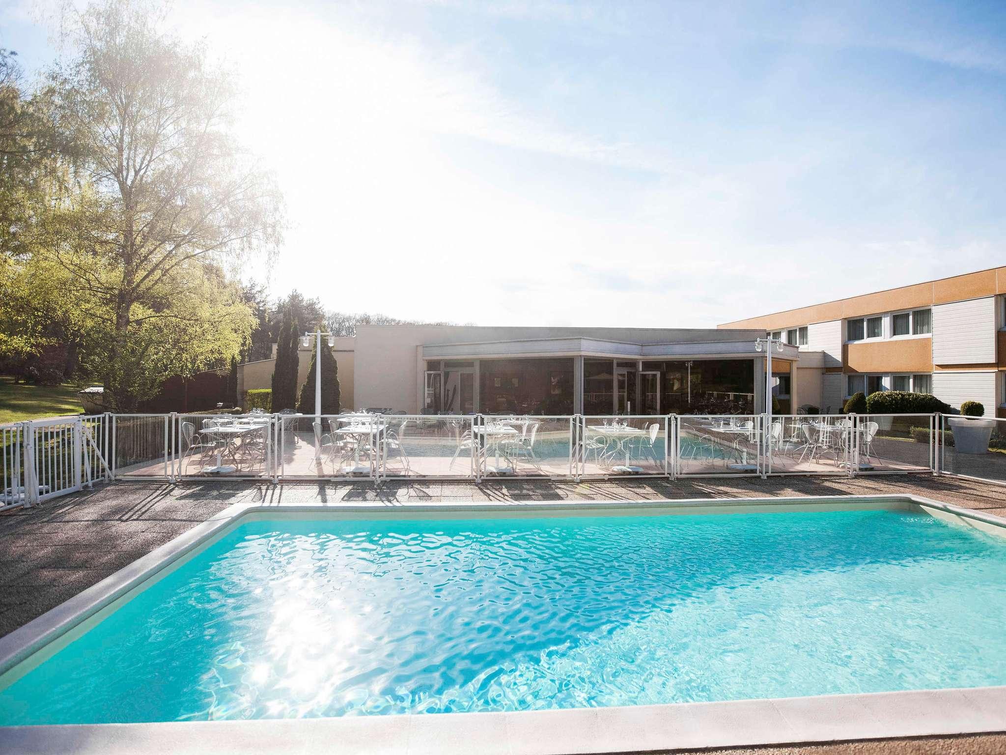 호텔 – Novotel Saint-Avold