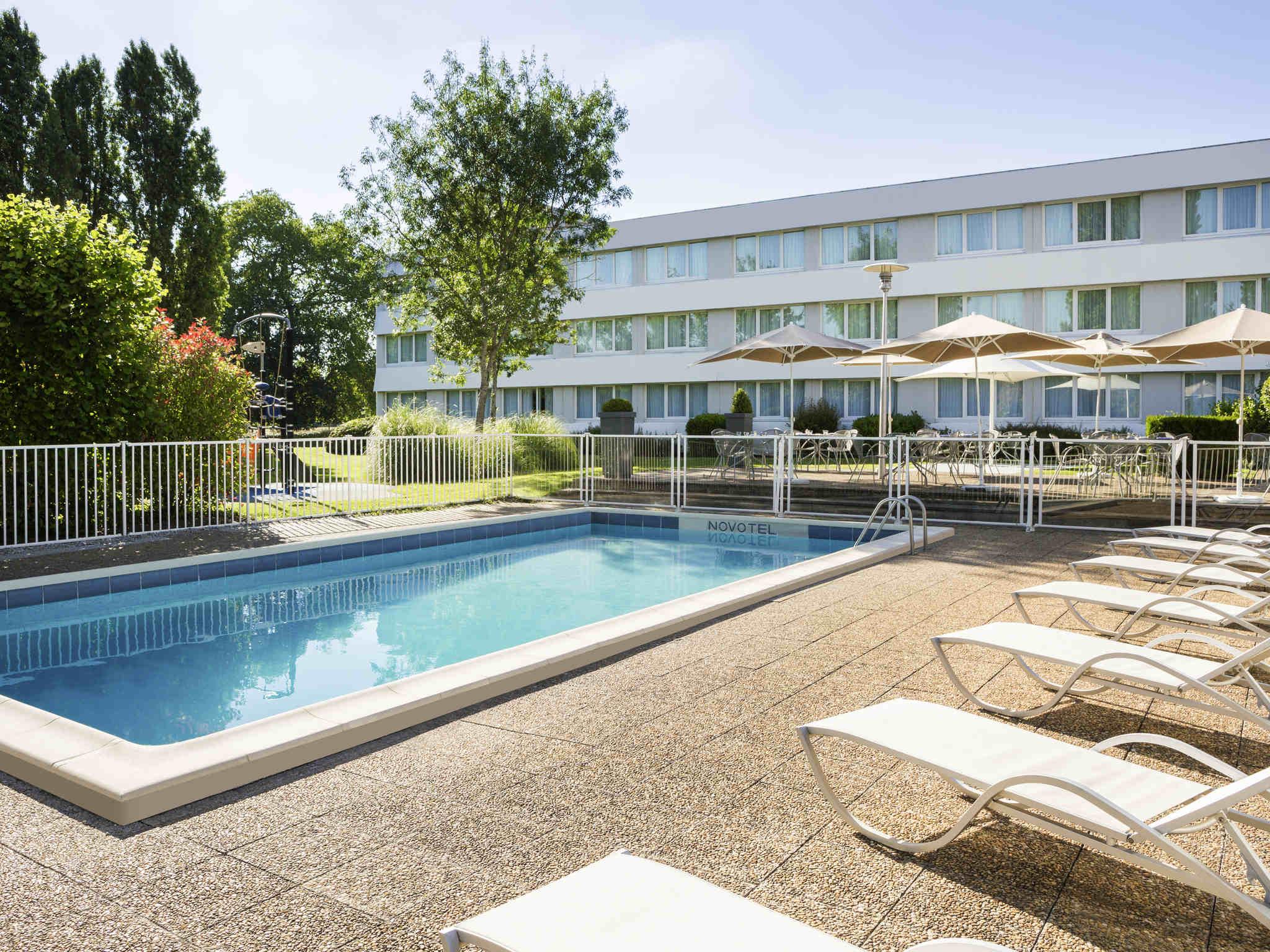 酒店 – 勒芒诺富特酒店