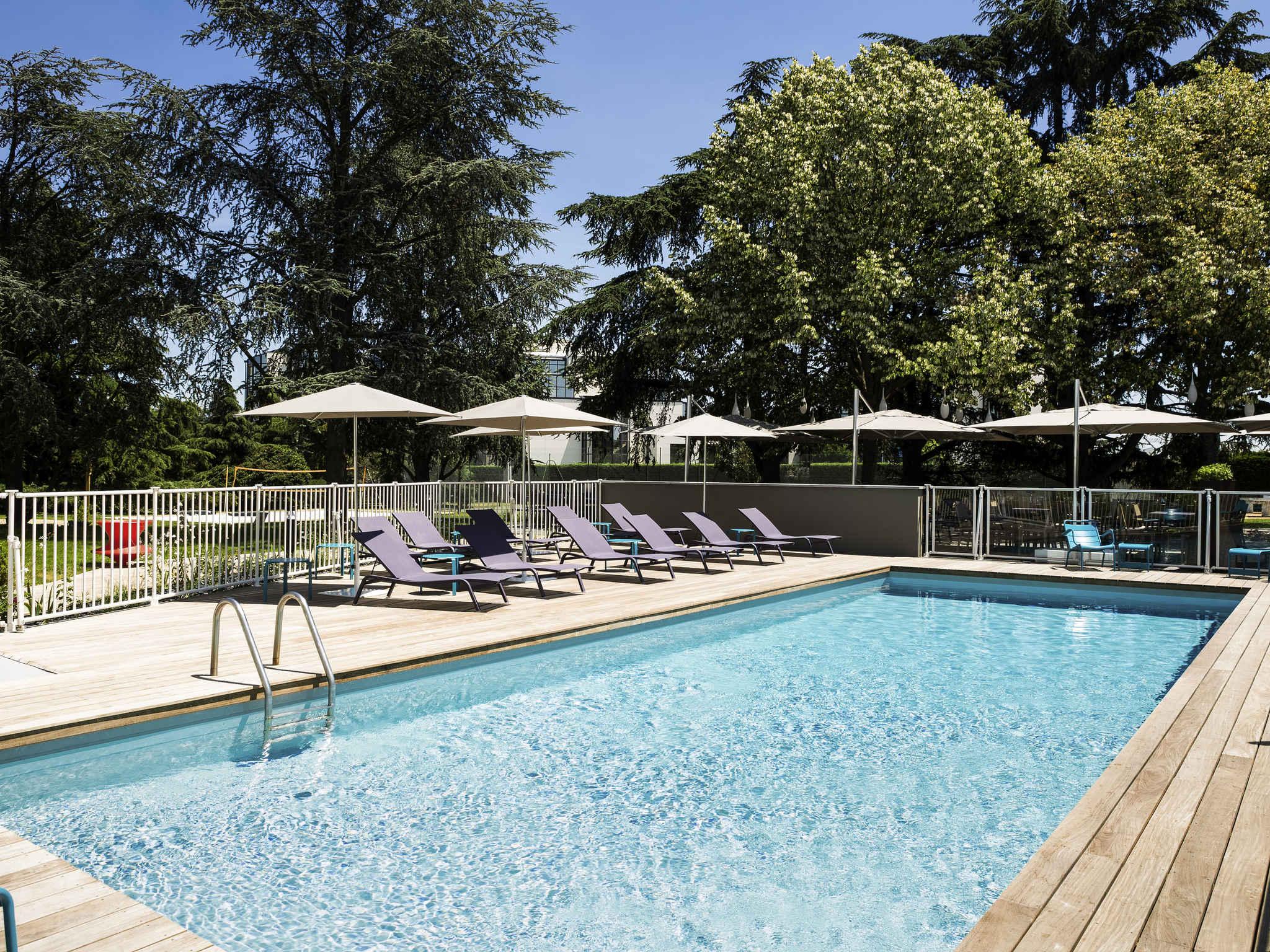 Hotel in TOULOUSE - Novotel Toulouse Purpan Airport a9b0e34b74de