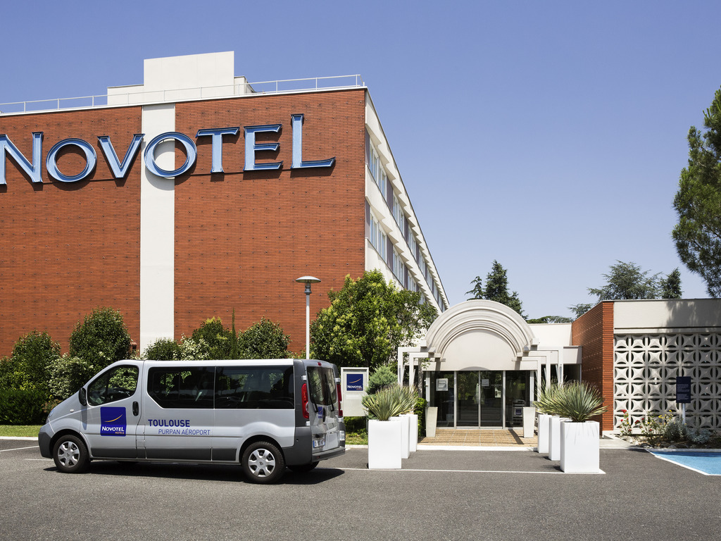 Hotel toulouse novotel toulouse purpan a roport for Hotels toulouse