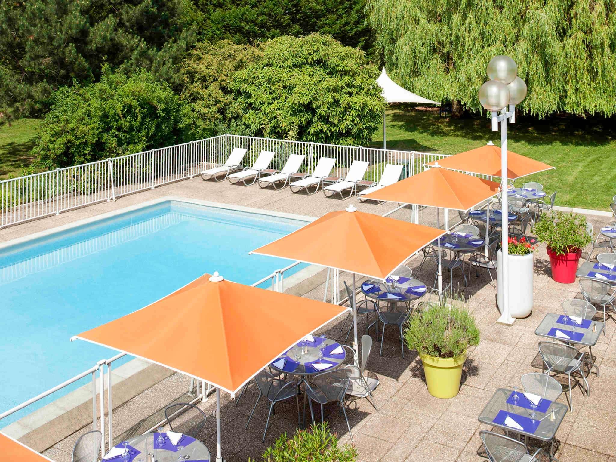 Hotell – Novotel Metz Hauconcourt