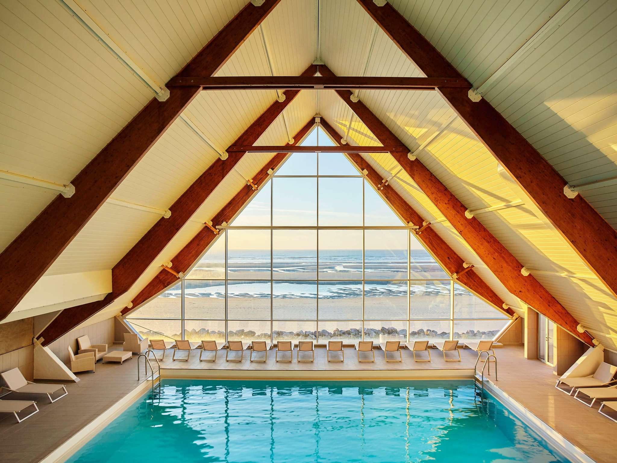 فندق - Novotel Thalassa Le Touquet
