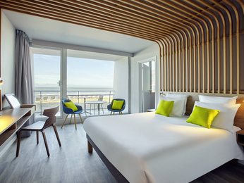 Rooms - Novotel Thalassa Le Touquet