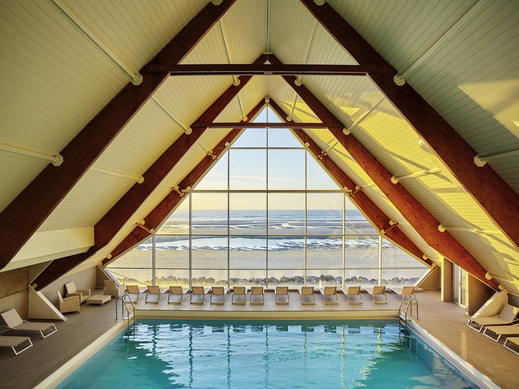 Hotel le touquet novotel thalassa le touquet for Hotel avec piscine le touquet