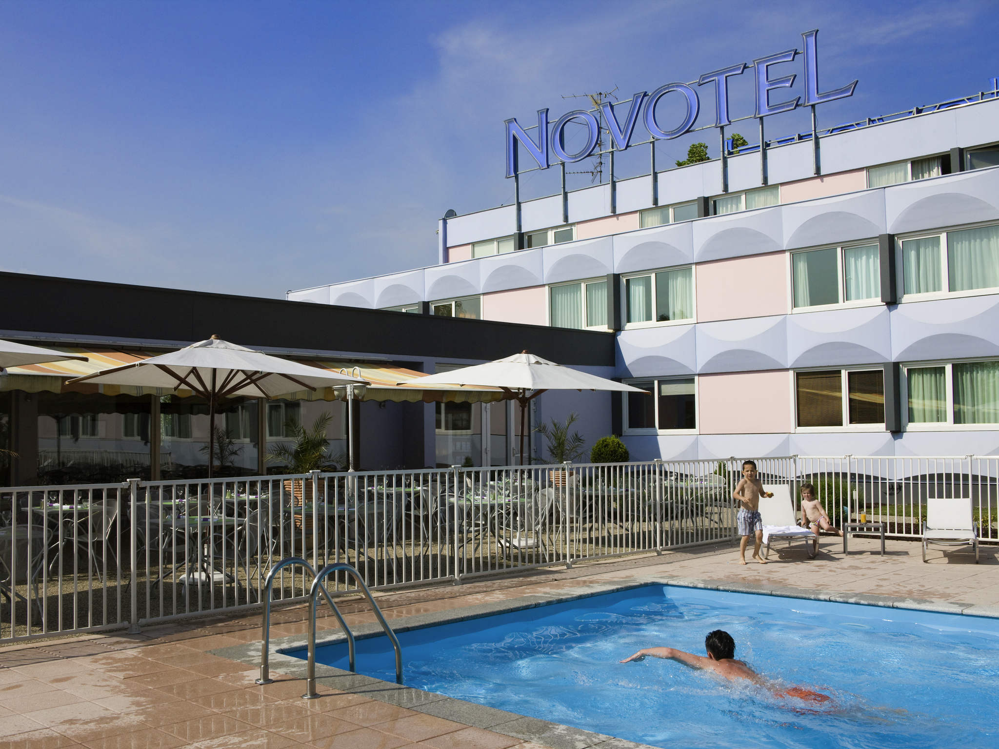 Hôtel - Novotel Mulhouse Bâle Fribourg