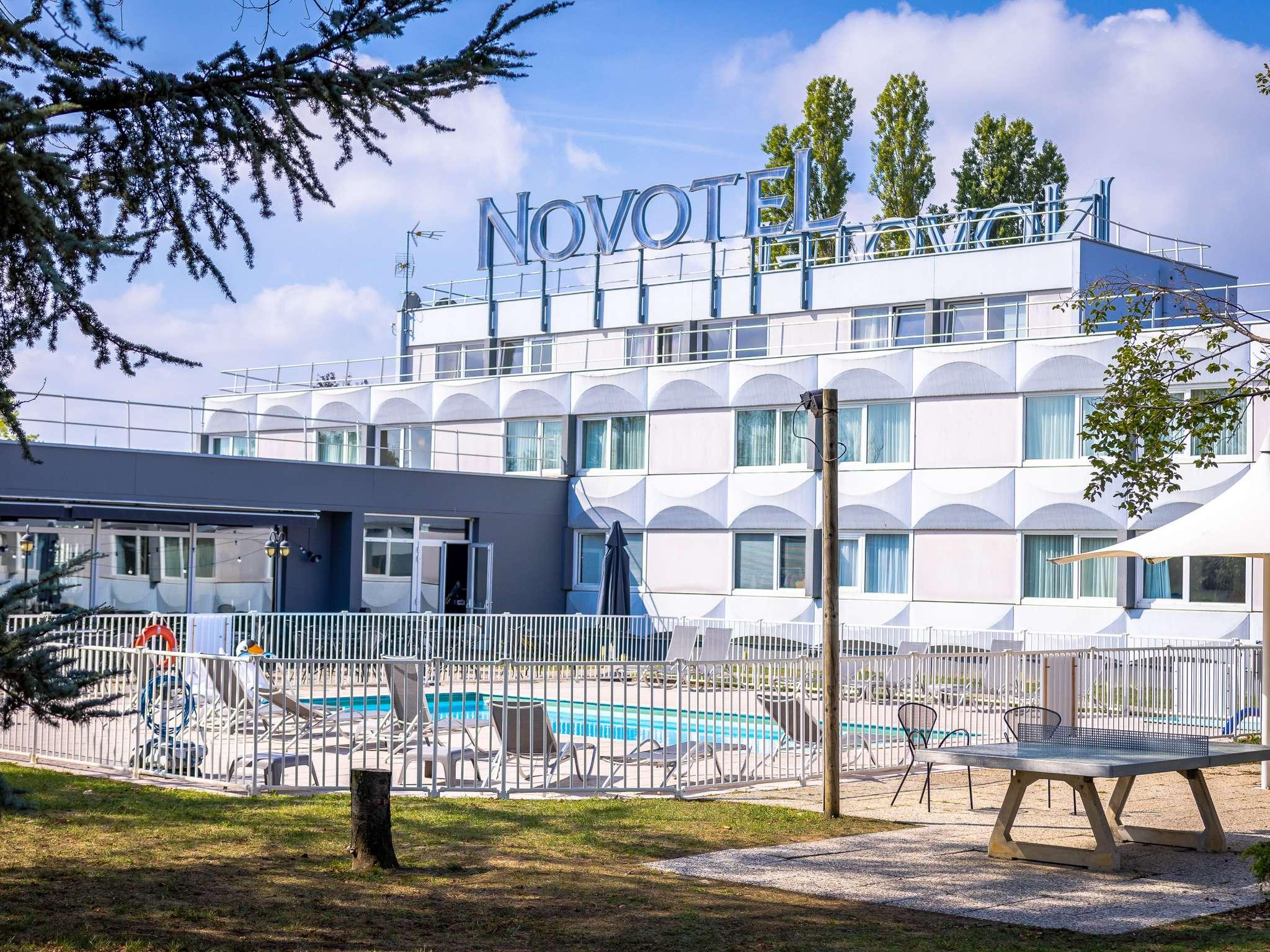โรงแรม – Novotel Mulhouse Bâle Fribourg