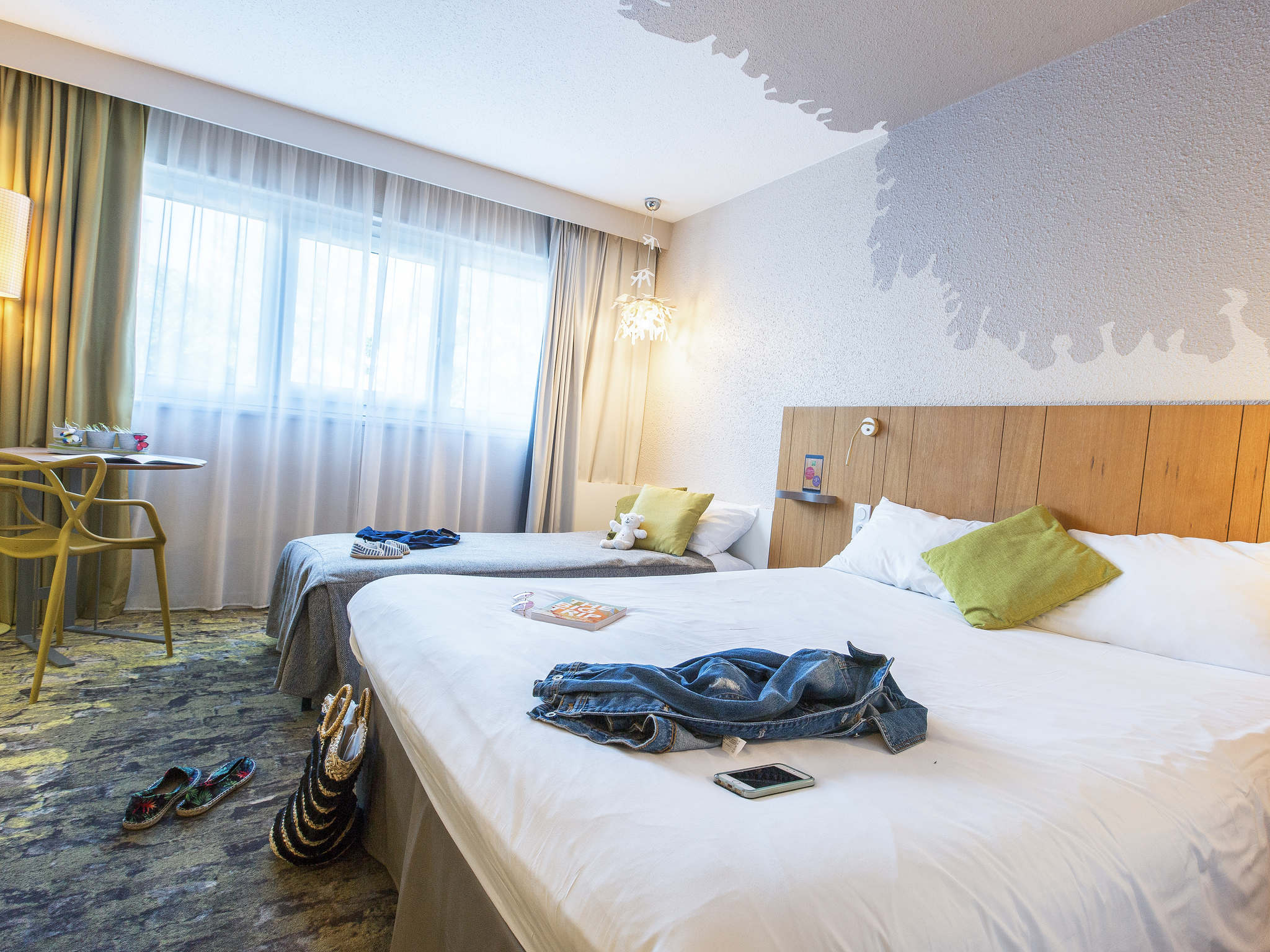 hotel in chambray les tours ibis styles tours sud. Black Bedroom Furniture Sets. Home Design Ideas