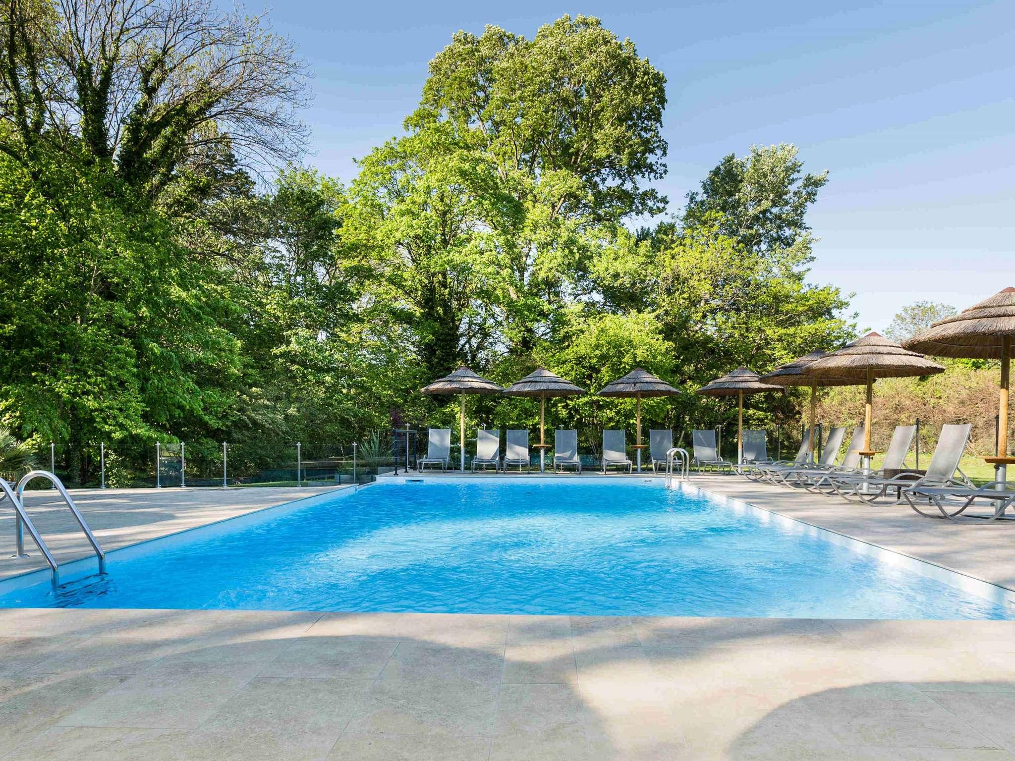 โรงแรม – Novotel Valence Sud