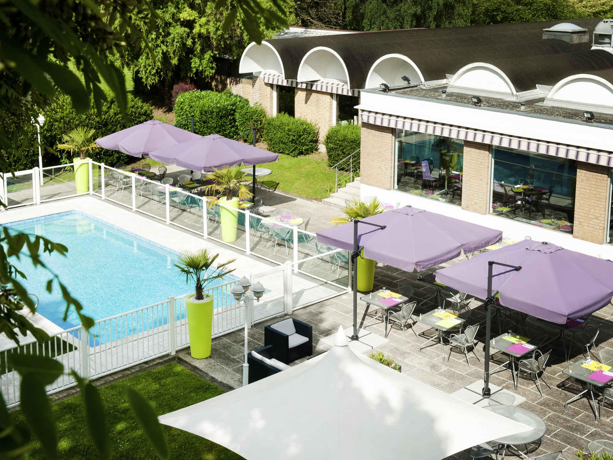 โรงแรม – Novotel Valenciennes