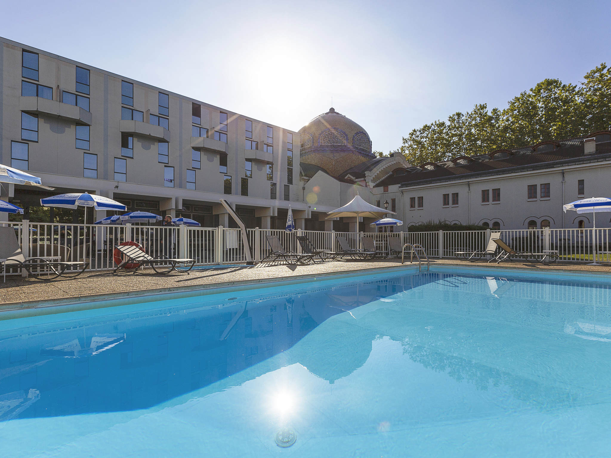 Hotel – Albergo Mercure Vichy Thermalia