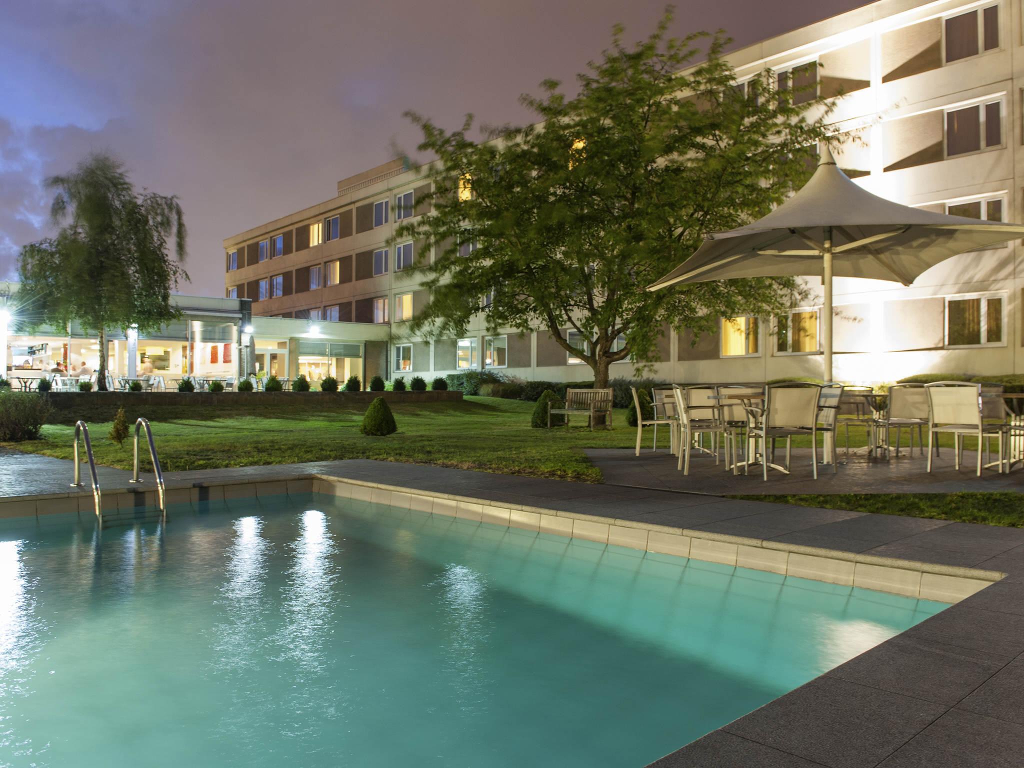 호텔 – Novotel Antwerpen