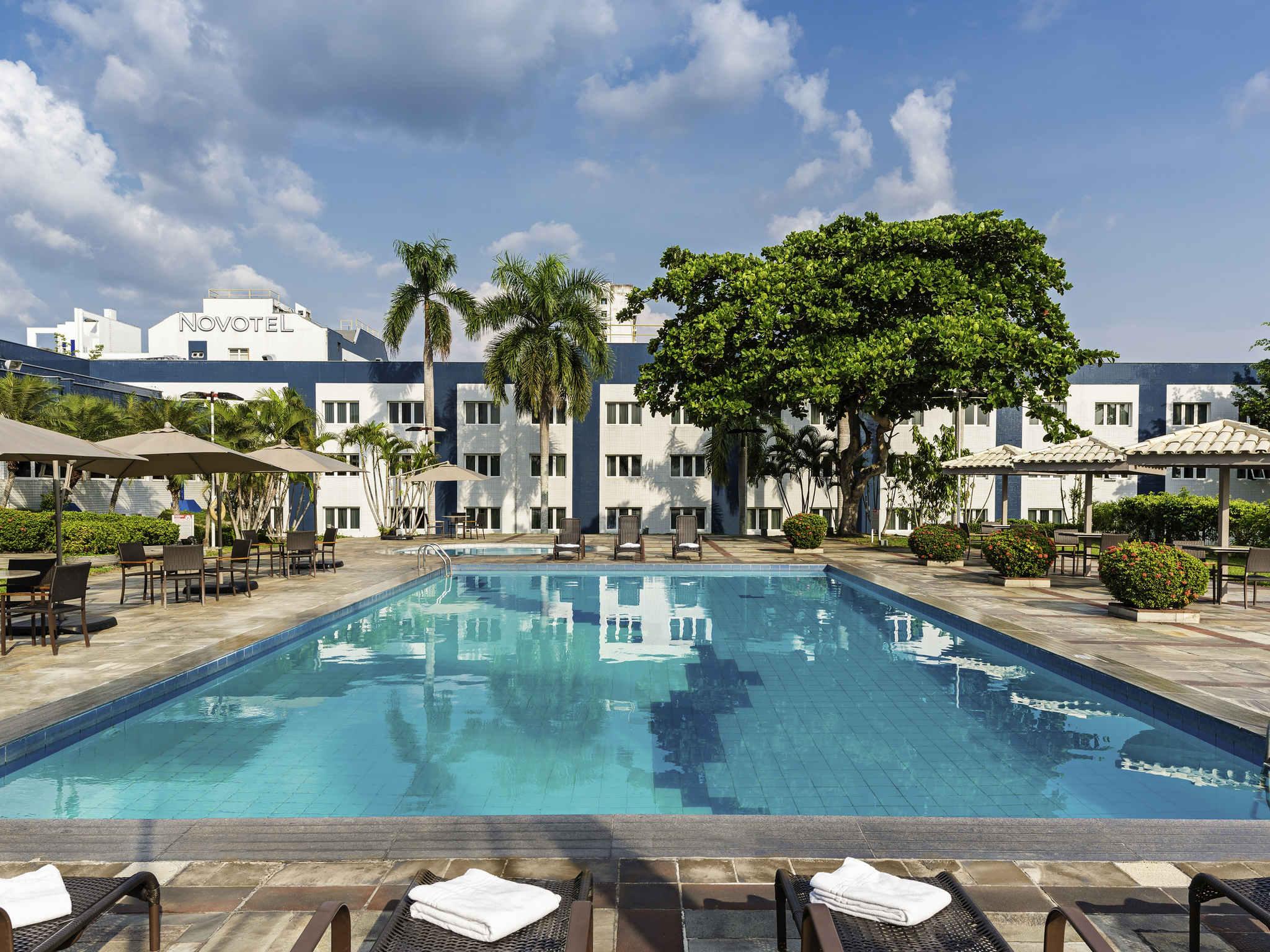โรงแรม – Novotel Manaus