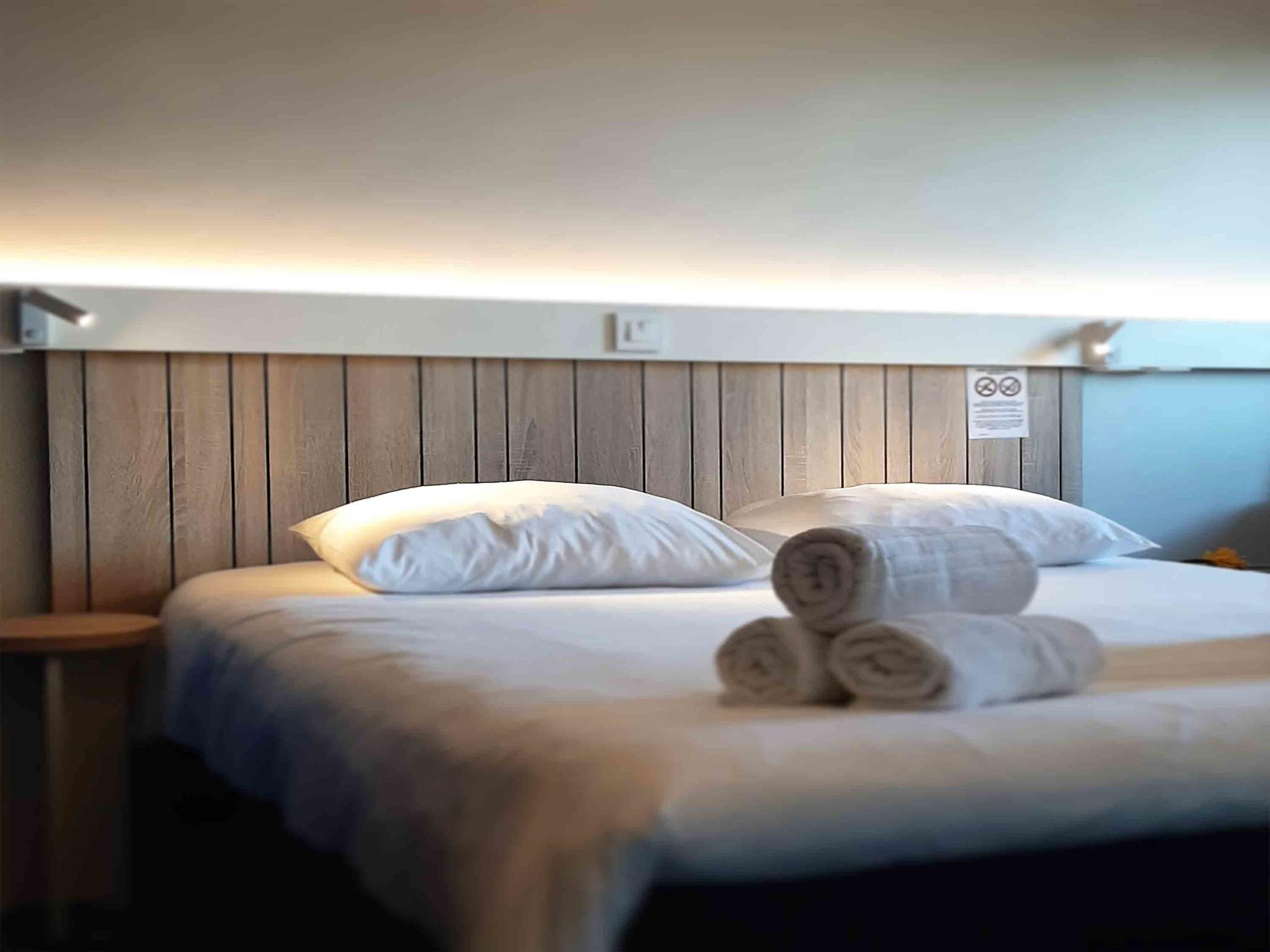 호텔 – ibis Rennes Cesson