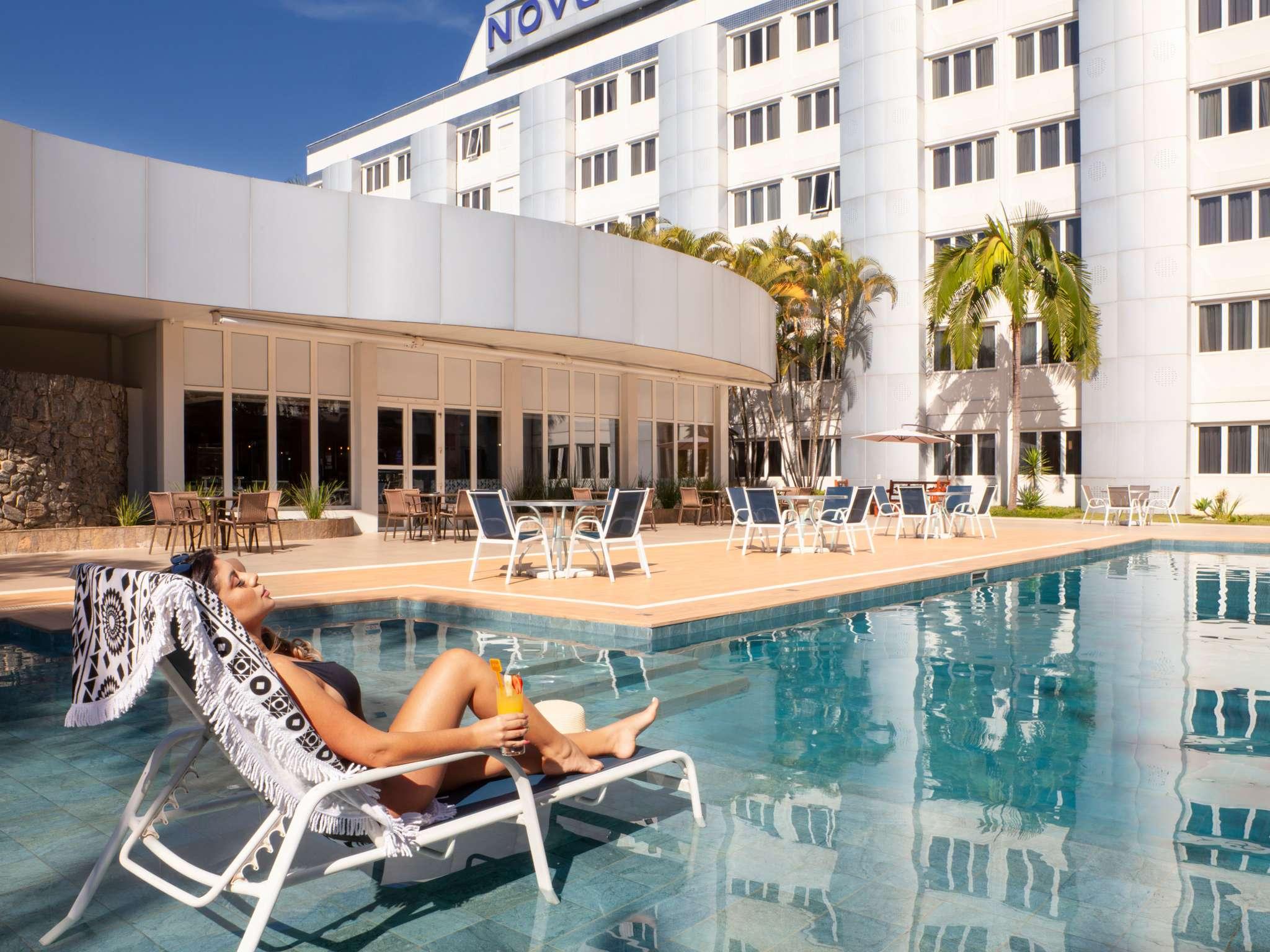 酒店 – 诺富特圣约瑟杜斯坎普斯酒店