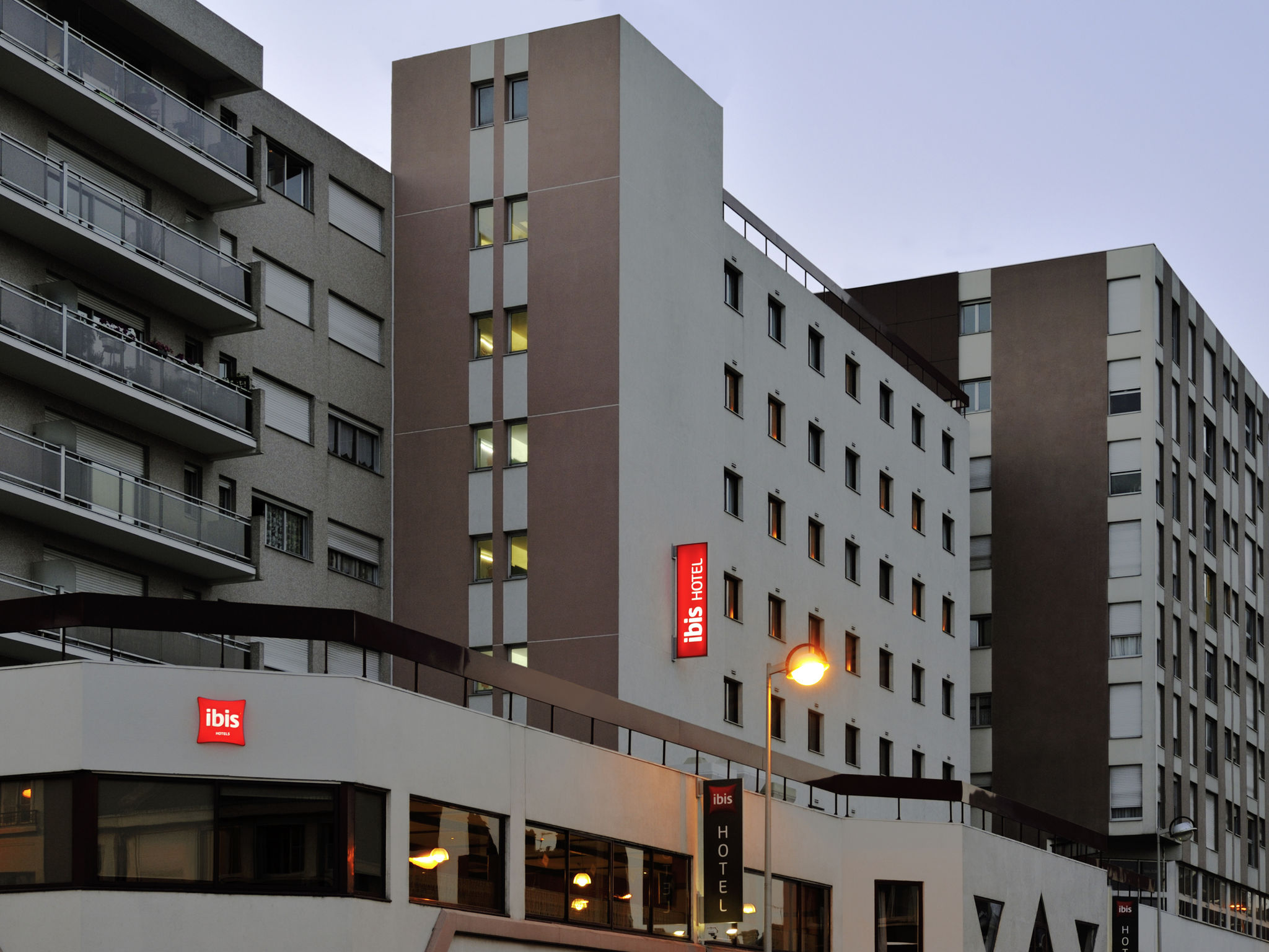 โรงแรม – ibis Amiens Centre Cathédrale