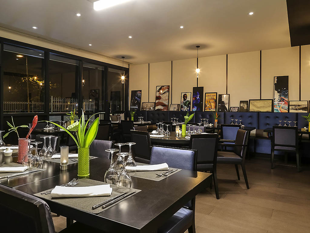 Restaurant Chez Richard Abidjan
