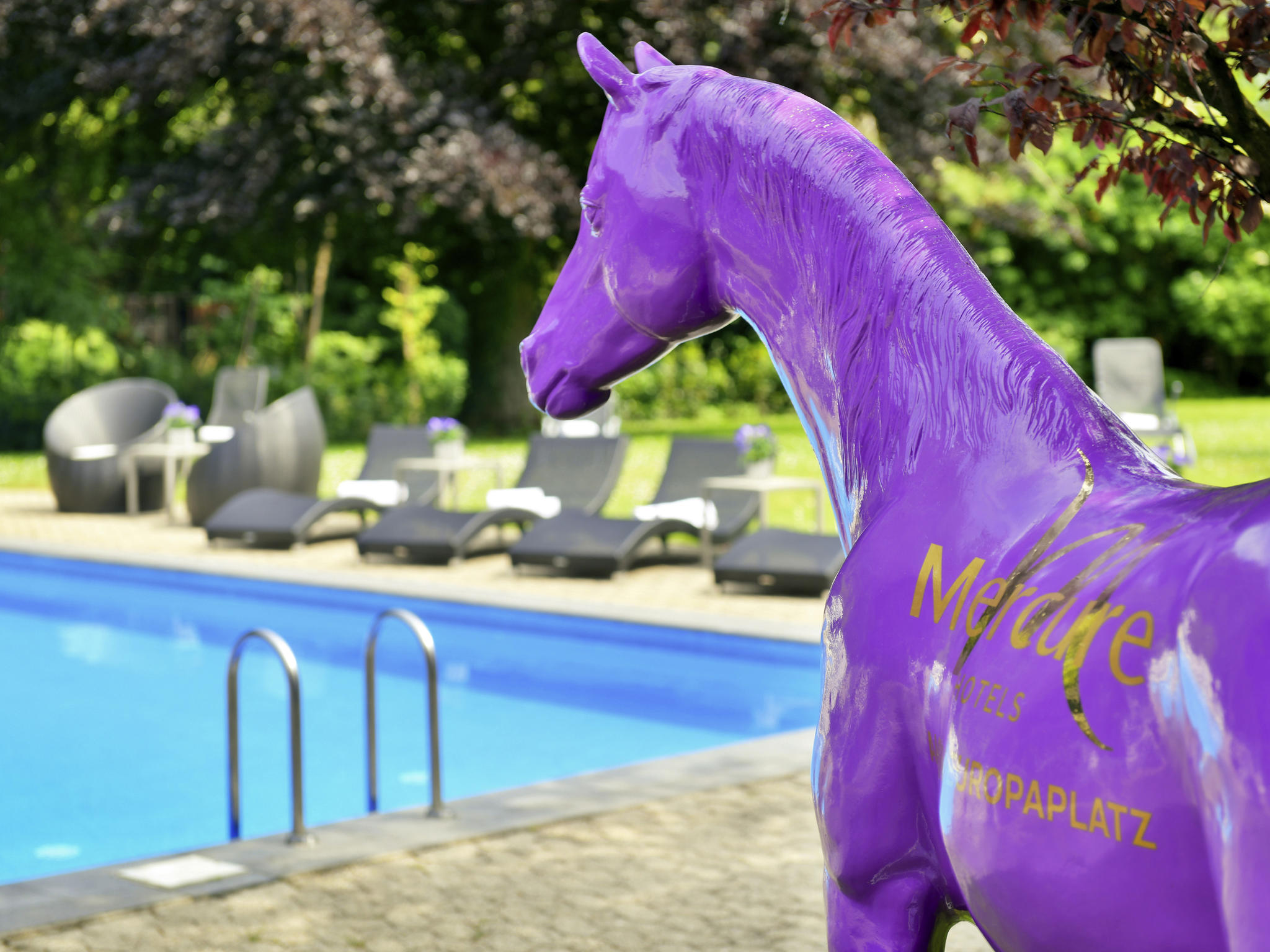 Отель — Mercure Ахен Площадь Европы