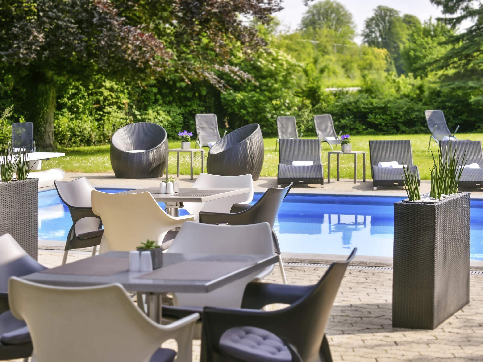 โรงแรม – Mercure Hotel Aachen Europaplatz