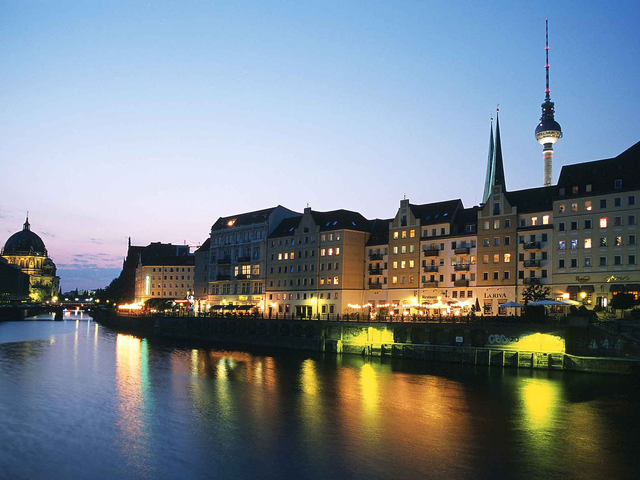 Berlin Mercure Hotel City West