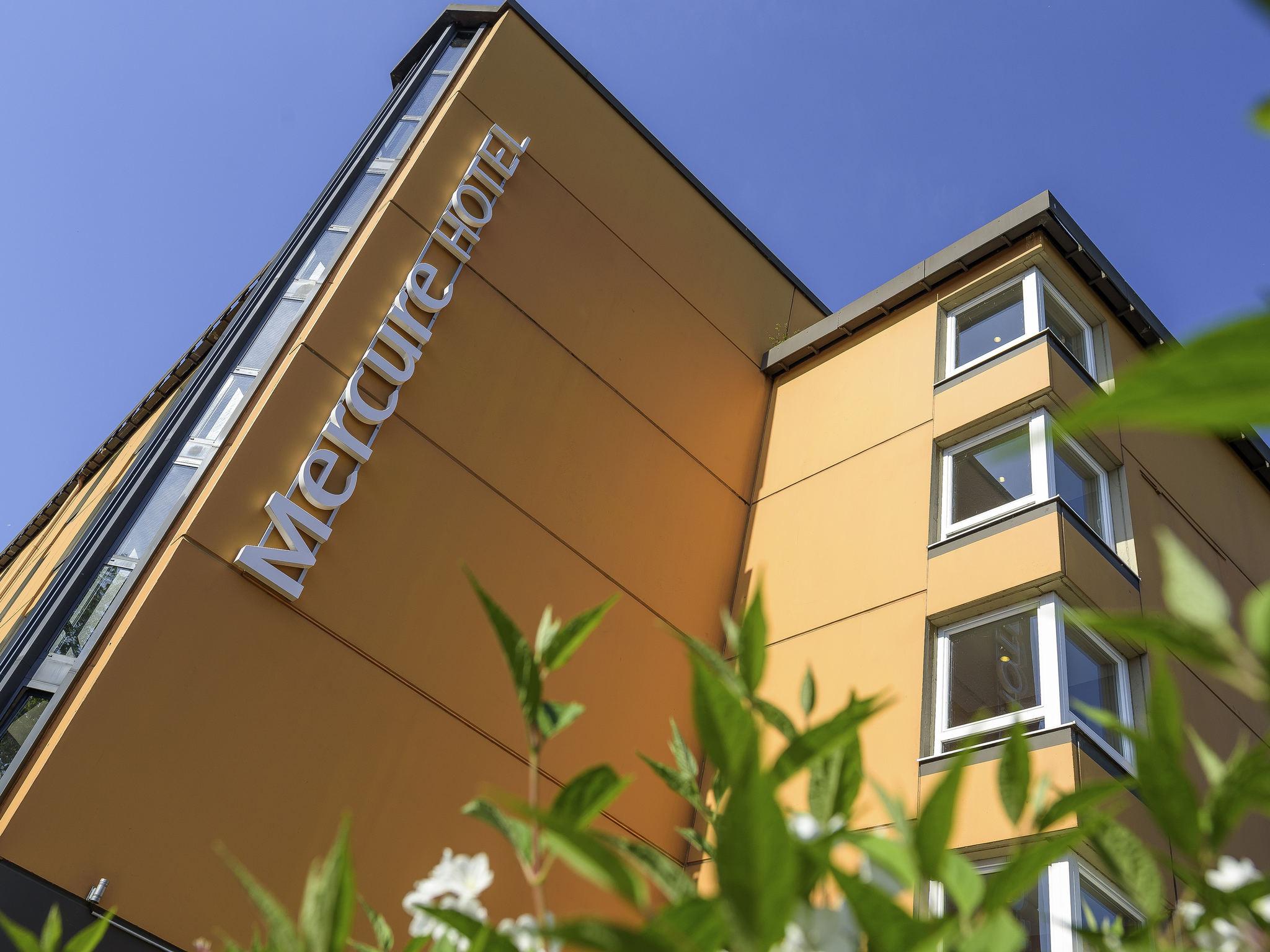 Отель — Mercure Берлин Сити Запад