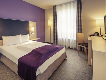 Camere - Mercure Hotel Berlin City West