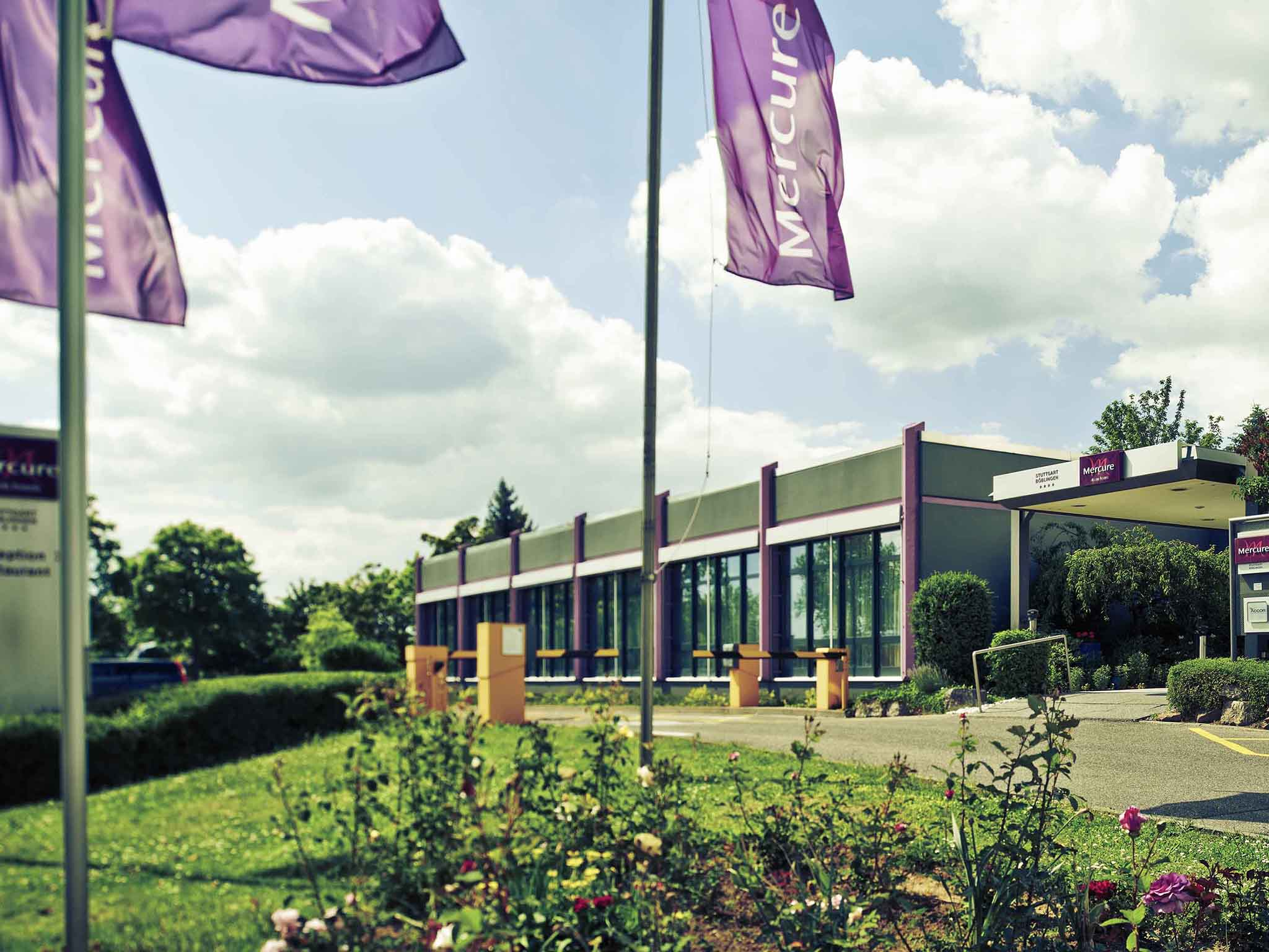 Otel – Mercure Hotel Stuttgart Boeblingen
