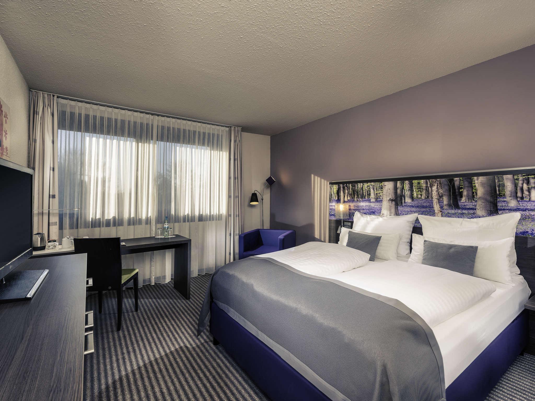 酒店 – 杜塞尔多夫机场美居酒店