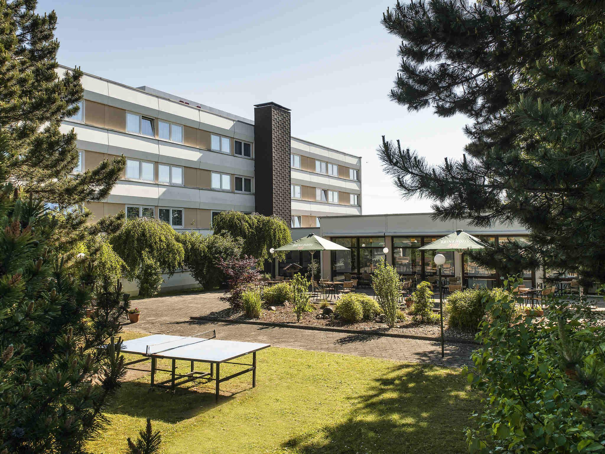 호텔 – ibis Dortmund West