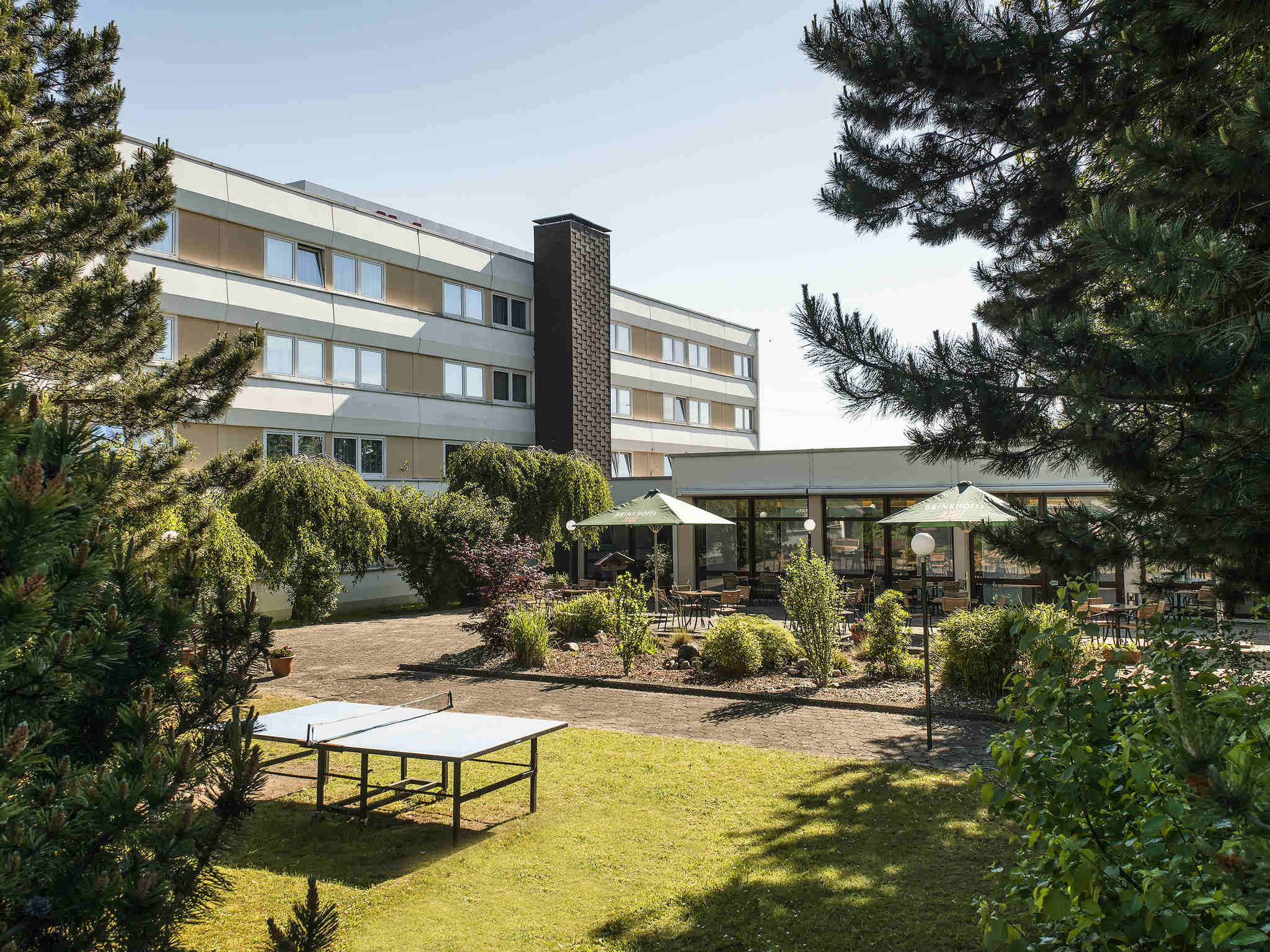 Отель — ibis Dortmund West