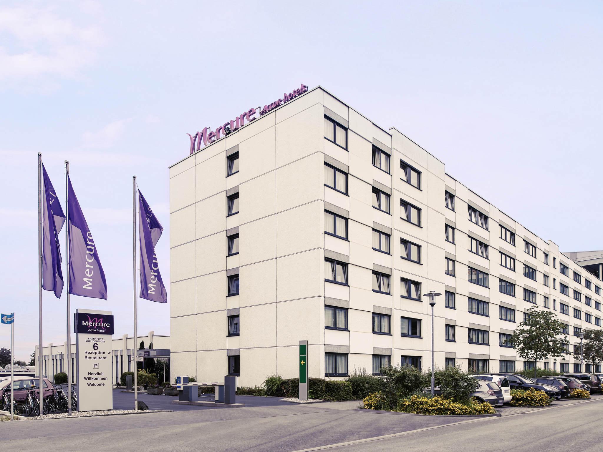 โรงแรม – Mercure Hotel Frankfurt Eschborn Ost
