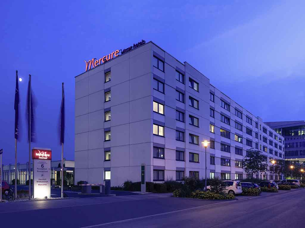 Frankfurt Eschborn Mercure Hotel