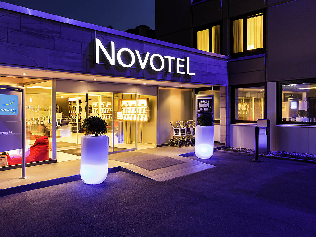 Hotel nuremberg novotel nuernberg messezentrum for Nurnberg hotel