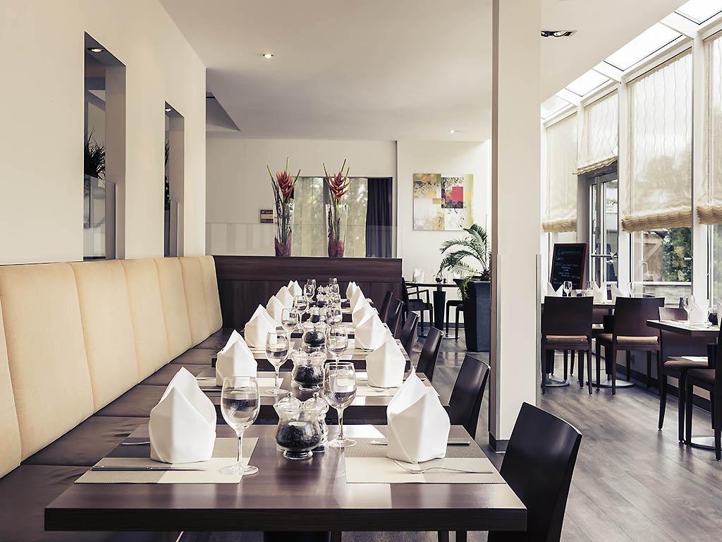 L\'ORANGERIE SAARBRUECKEN - Restaurants by AccorHotels