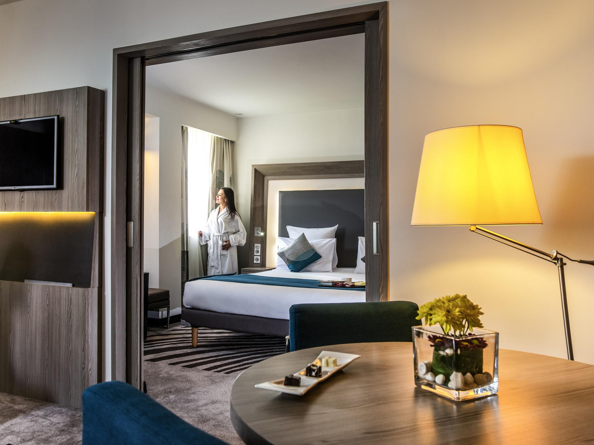 酒店 – 开罗机场诺富特酒店